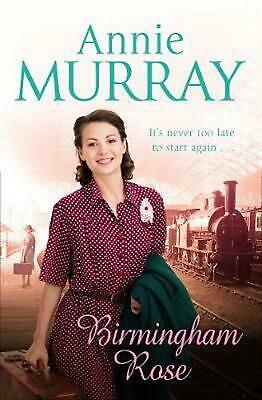 Birmingham Rose By Annie Murray (English) Paperback Book Free Shipping! • 8.93£
