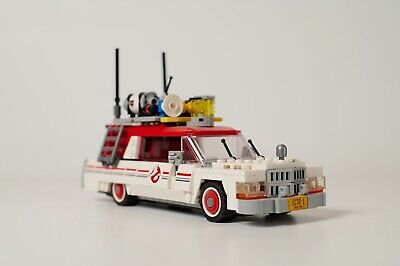 LEGO 75828 Ghostbusters Ecto-1 & 2 • 30£