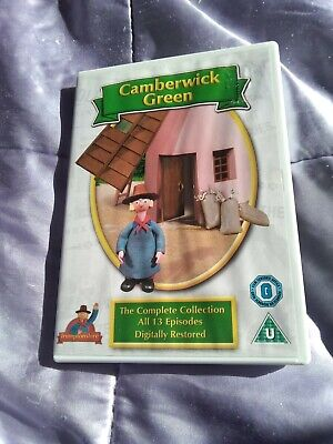 £1.99 • Buy Camberwick Green The Complete Collection R2 Uk Dvd