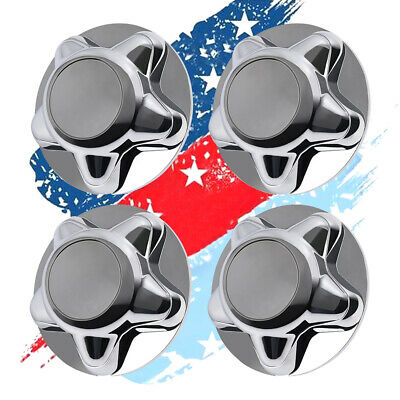 $27.17 • Buy 4pcs Chrome Wheel Hub Cap Center Cover For 97- 03 Ford F150 Expedition Rim