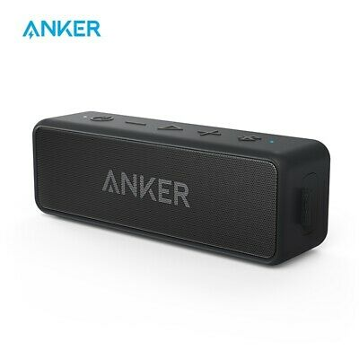 AU64.14 • Buy Anker SoundCore 2 Portable Bluetooth Wireless Speaker 24-Hour Playtime