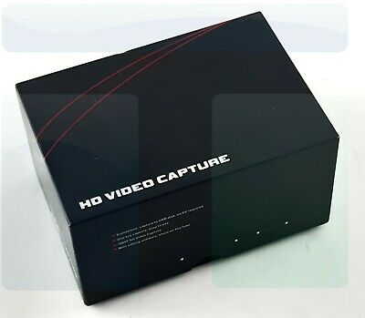 1080P HDMI YPBPR Game Capture HD Video Recorder  • 49.99£