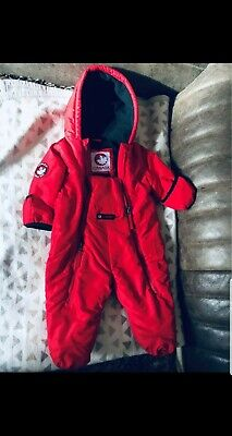 £35 • Buy Canada Weather Gear Baby Infant Snow Suit 3-6 Month's