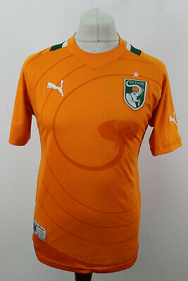 £29.95 • Buy PUMA South Africa Cup Football T Shirt  Chest Size 38