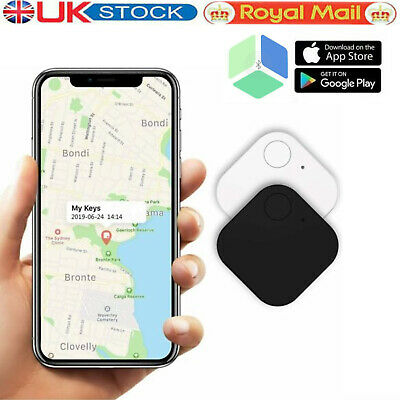 Mini GPS Tracking Finder Device Tag Key Child Finder Pet Tracker Vehicle Locator • 3.99£
