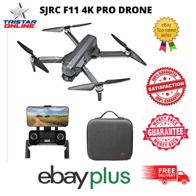 AU318 • Buy SJRC F11 4K PRO Drone With HD Camera GPS 5G WiFi 2 Axis Gimbal FPV Professional