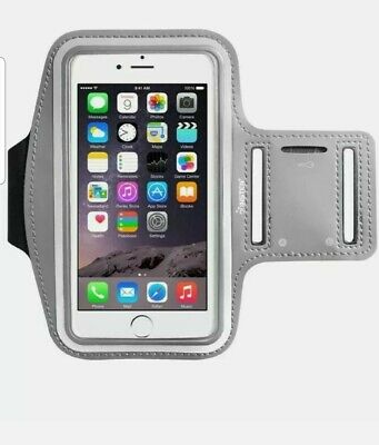 Armband Gym Running Jogging Sports Case Holder Strap Samsung Galexy 7,8,9,10&ipX • 2.99£