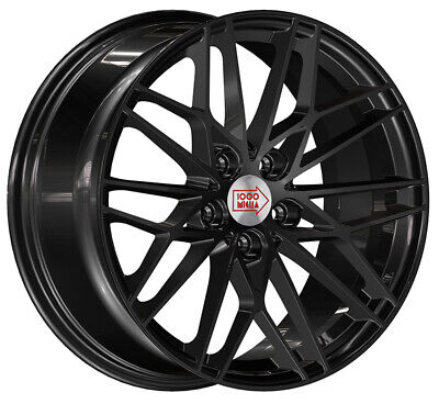 $1535.91 • Buy Alloy Wheels 19  Mille Miglia 1015 Black Gloss For Discovery Mk3 04-09