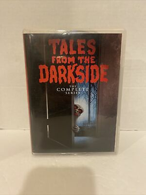 £13.67 • Buy Tales From The Darkside: The Complete Series (DVD, 2016)*MISSING S1 DISC 3)