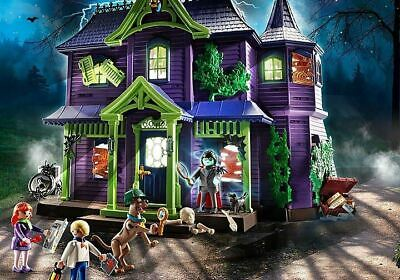 £77.50 • Buy Playmobil 70361 Scooby Doo Mystery Mansion In Stock