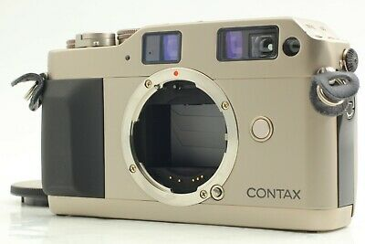 $ CDN379.79 • Buy [N Mint] Contax G1 Green Label Rangefinder Film Camera From JAPAN #230