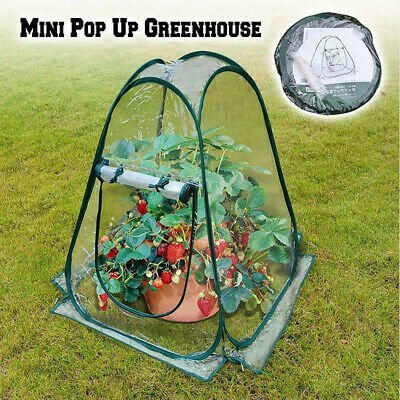 £19.75 • Buy Tomato Grow Bag Greenhouse Accessories Replacement Plants Flowers Cover