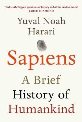 AU191.39 • Buy Sapiens A Brief History Of Humankind
