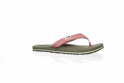 The North Face Womens Base Camp Pink Flip Flops Size 8 (1599022) • 25.03£