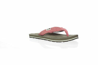 The North Face Womens Base Camp Pink Flip Flops Size 7 (1598827) • 25.03£