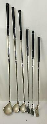 AU85.24 • Buy NITRO Charger XLT Ladies Golf Clubs Driver, Putter, 3 & 5 Woods, SW LW