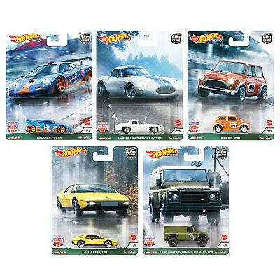 Hot Wheels Car Culture British Horse Power 1:64 Cars *Choose Your Favourite* • 6.99£