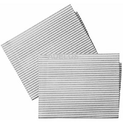£3.79 • Buy 2 Cut To Size Cooker Hood Extractor Fan Grease Filter Whirlpool Belling Creda