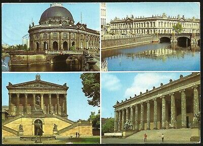 £1.50 • Buy Postcard East Germany Berlin Hauptstadt DDR State Museums - Posted 1982