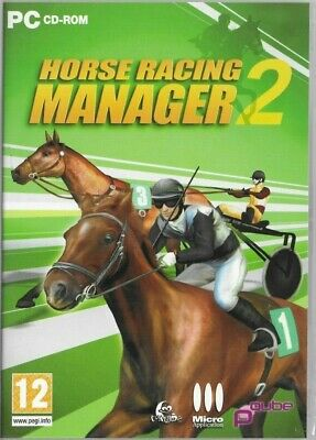 Horse Racing Manager 2 (PC -cd Rom) • • 8.13£