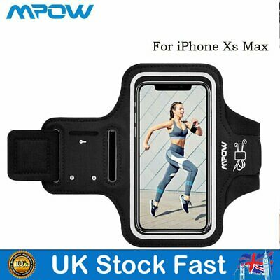 Mpow 6.5  Holder Gym Sports Armband For Various Running Jogging Mobile Phones UK • 10.49£