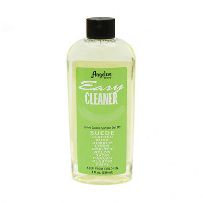£5.99 • Buy Angelus Brand Easy Cleaner For Shoes / Sneakers / Leather / Suede - 8oz