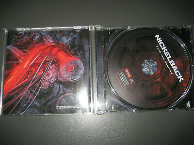 Nickelback – Feed The Machine CD • 4.31£