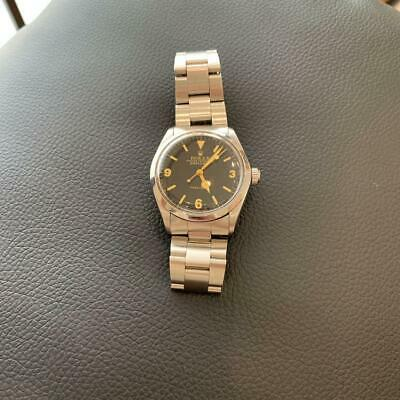 $ CDN6050.28 • Buy Rolex Oyster Perpetual Explorer Precision Ref.5500 Vintage Antique Overhauled