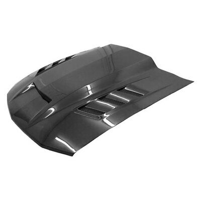 $1272 • Buy For Ford Mustang 05-09 VIS Racing Terminator Style Carbon Fiber Hood