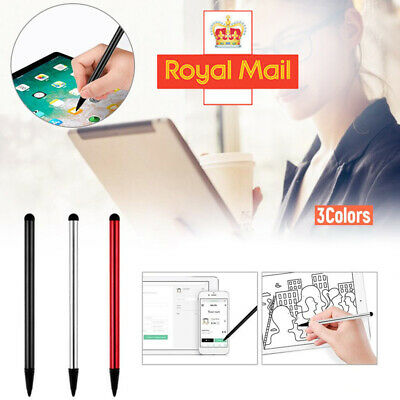 Thin Capacitive Touch Screen Stylus Pen For PDA IPhone/iPad/Samsung Phone Tablet • 2.59£