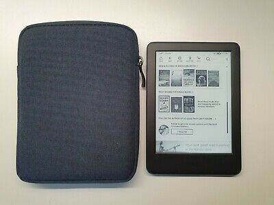Kindle 10th Generation With Built In Front Light + Bundle  • 60£