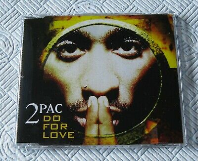 2 Pac - Do For Love - Mint Cd Single • 3.99£