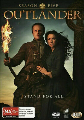AU19.99 • Buy Outlander Season 5 Dvd Set New Sealed! Region 4! FAST FREE POSTAGE!