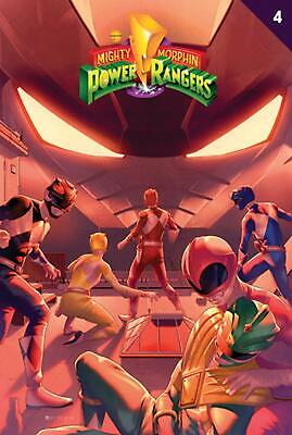 £23.96 • Buy Mighty Morphin Power Rangers #4 By Kyle Higgins (English) Library Binding Book F
