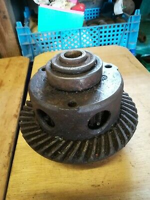 Austin 7 Crown Wheel And Diff Carrier. Early Version. Suits Chummy Etc 1922-1929 • 25£