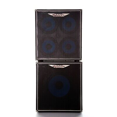 £350 • Buy RARE UK MADE Ashdown ABM 410T & 115 Deep Bass Guitar Cabs Cabinets Speakers 8