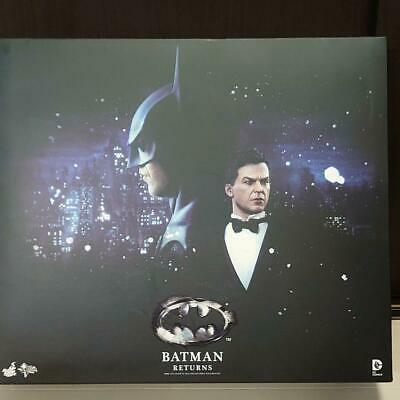 $ CDN1163.40 • Buy Hot Toys Movie Masterpiece 1/6 Batman Returns Batman & Bruce Wayne 2 Body Set