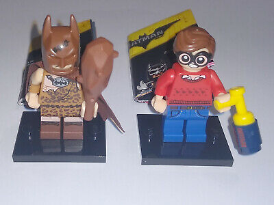 Lego Minifigure - Batman Movie Series 1 Clan Of The Cave & Dick Grayson - 71017 • 6.95£