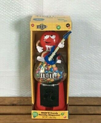 $30 • Buy Rare M&M's Candy Dispenser And Coin Bank