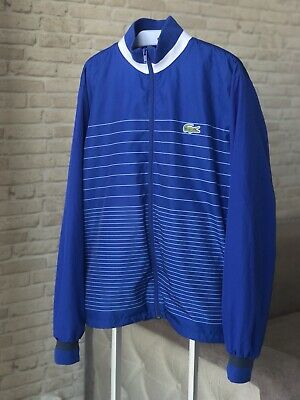 Lacoste Andy Roddick Tracksuit Top Size 6 • 49.53£