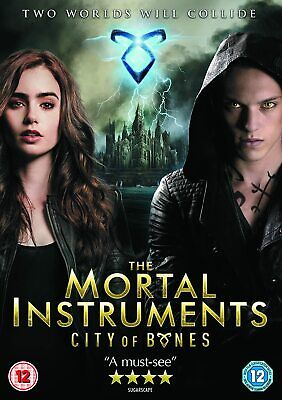 The Mortal Instruments: City Of Bones, [DVD] *New & Factory Sealed* • 4.49£