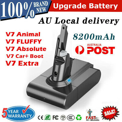 AU85.99 • Buy Battery 25.2V 4800mAh For Dyson V10 Cleaner Replacement Handheld Vacuum SV12