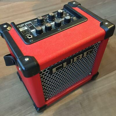 AU185.27 • Buy Roland Micro Cube Gx Electric Guitar Amplifier