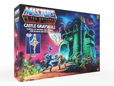 $134.99 • Buy Mattel Masters Of The Universe Origins Castle Grayskull Playset MOTU PREORDER
