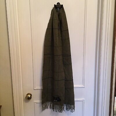Barbour Lambswool Scarf • 3.80£