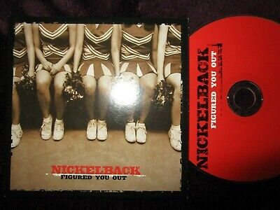 Nickelback ‎– Figured You Out Label: Roadrunner Records RR PROMO 754 CD Single • 14.50£