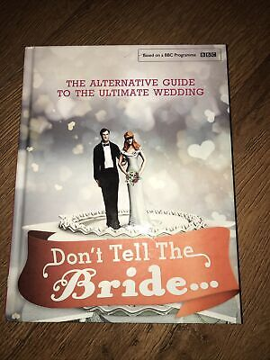 Dont Tell The Bride Book • 3.50£