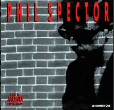 £25 • Buy Phil Spector – Back To Mono (1958-1969) . 3 CDs Only ! No Box / Like New