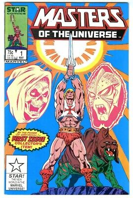$15 • Buy Masters Of The Universe #1 (1986) VF/NM Marvel/Star Comics