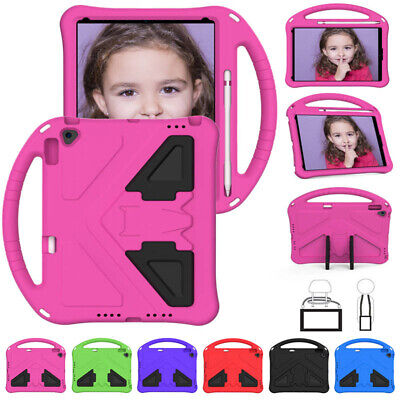 AU24.99 • Buy Kids Shockproof Stand EVA Foam Handle Case Cover W/ Pencil Holder For Apple IPad